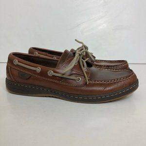 Sperry Top-Sider Mens Original Burnished Boat Shoe